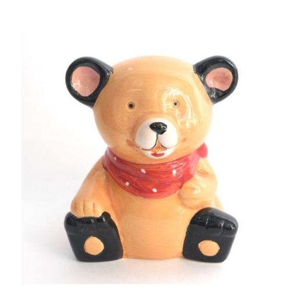 Pusculita Ceramica Ursulet