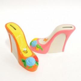 Pusculita Ceramica Pantof