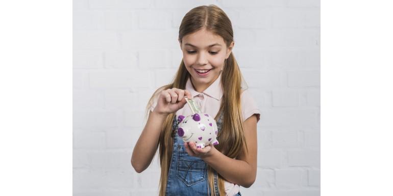 Pusculita, un instrument de educatie financiara pentru copii